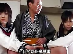 Old and Young sex tube - asian porn star